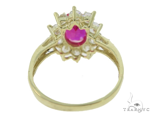 Chervila Anniversary/Fashion Gold Ring 49794 Anniversary/Fashion