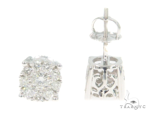 Diamond Earrings 44323 Style