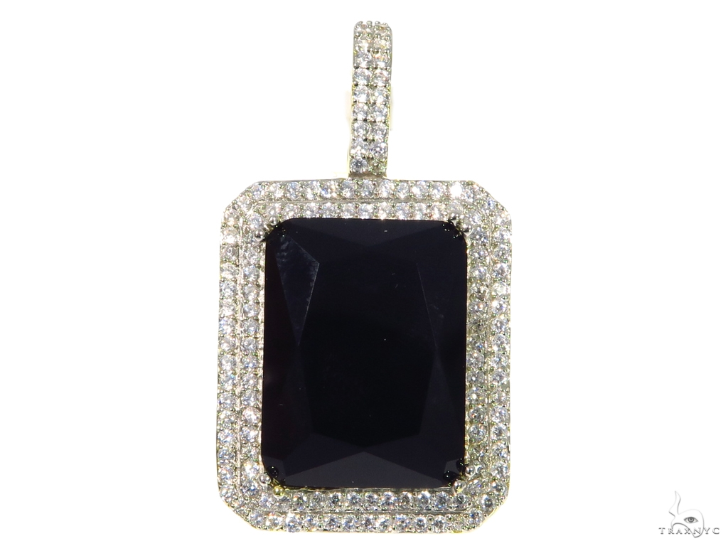 Classic Fashoin Silver Pendant 45353 Metal