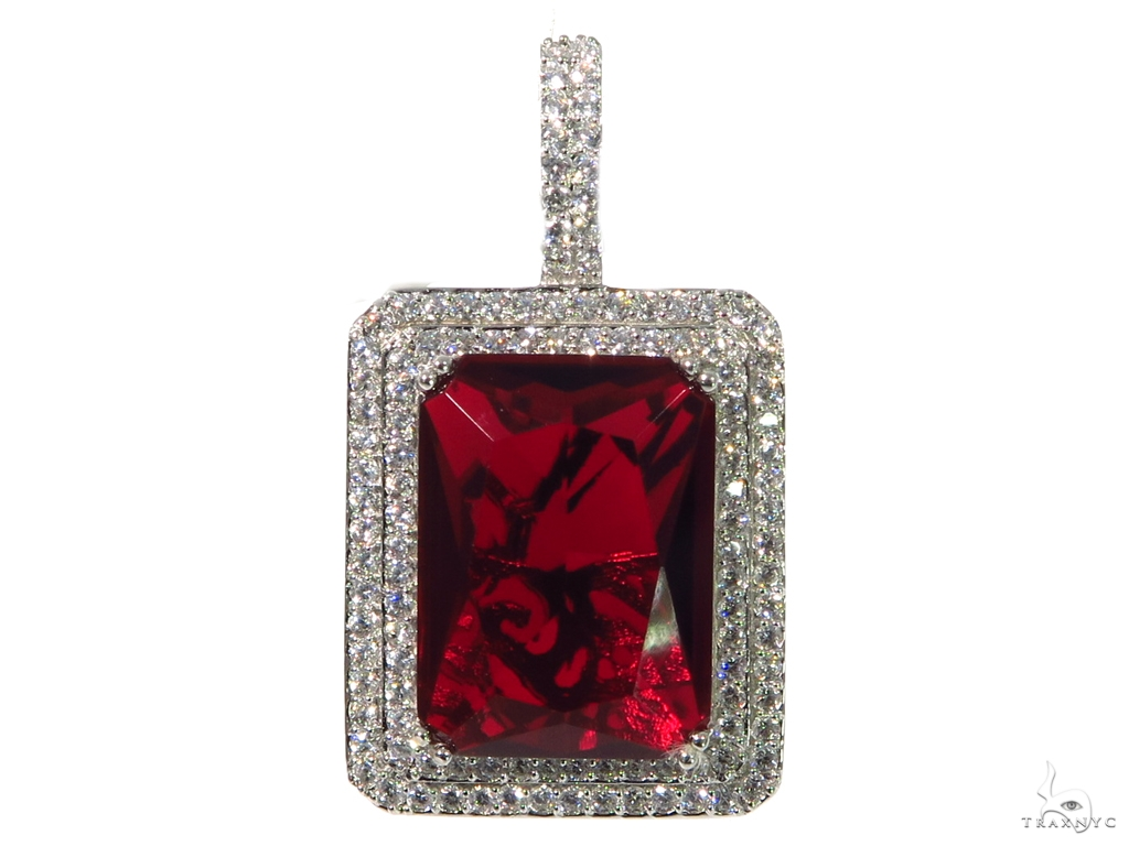 Classic Fashoin Silver Pendant 45354 Metal