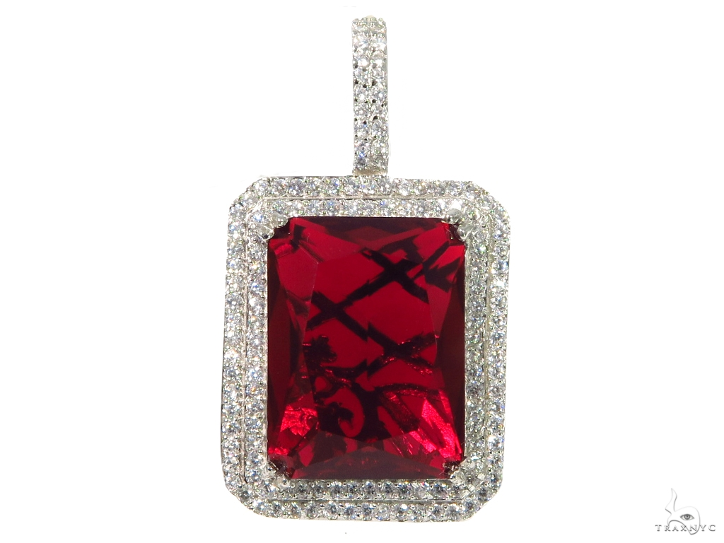 Classic Fashoin Silver Pendant 45356 Metal