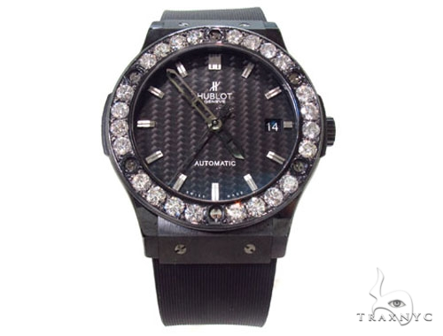 Classic Fusion Black Magic Hublot Diamond Watch Hublot