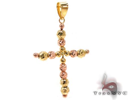 Ladies Cross Crucifix Pendant 21559 Style