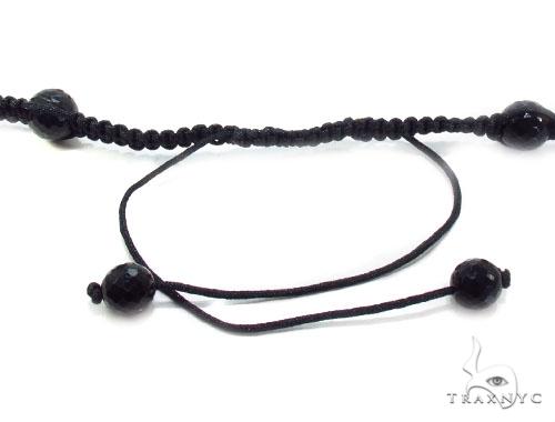 Crystal Shambala Rope n 32 Inches, 11mm, 152.8 Grams Silver