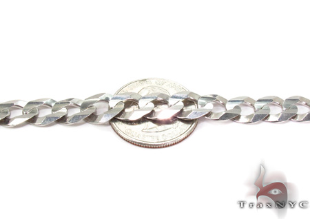Cuban 10K Gold Chain 30 Inches, 9mm, 55.7 Grams Gold