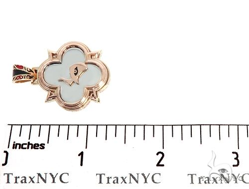 Custom  TraxNYC Mini Logo Pendant 64970 Metal