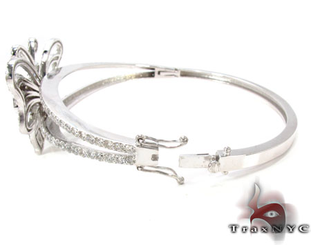 Custom Butterfly Bracelet Diamond