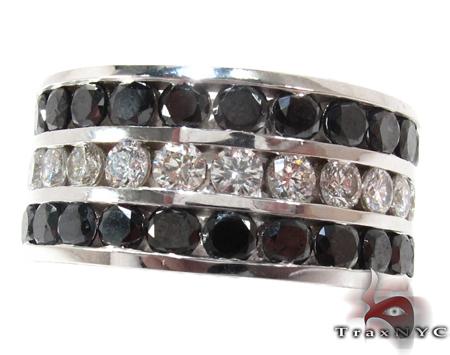 Custom Channel Diamond Ring Stone