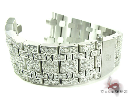 Custom Diamond AP Watch Band Watch Accessories