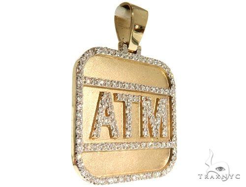 Custom ATM Pendant 63961 Metal