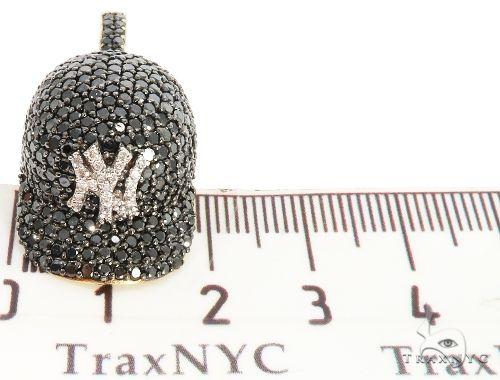 Custom Diamond Pendant Baseball Cap Metal