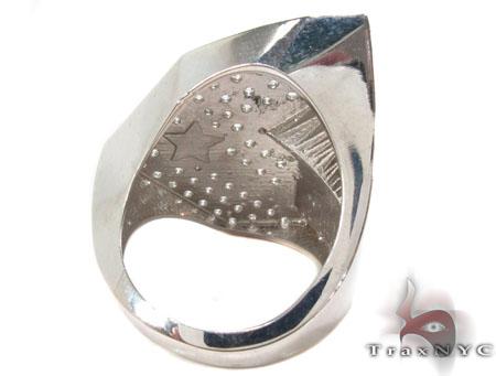 Custom Famous Ring 31317 Metal