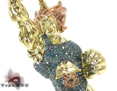 Custom Jewelry - ThunderCats Lion-O Metal