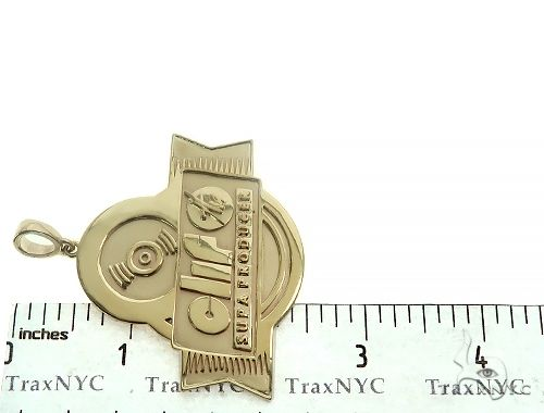 Custom Made CLIF THA SUPA PRODUCER 66060 Metal