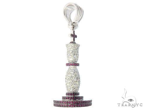 Custom Made Chess Pendant 65528 Metal