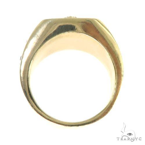 Custom Made Ruby Diamond Ring 67073 Stone
