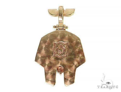 Custom Made Skull Pharaoh Pendant 66303 Metal