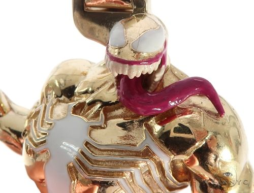 Custom Made Venom Pendant 64796 Metal