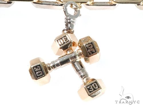 Custom Military Charms Diamond Bracelet Diamond