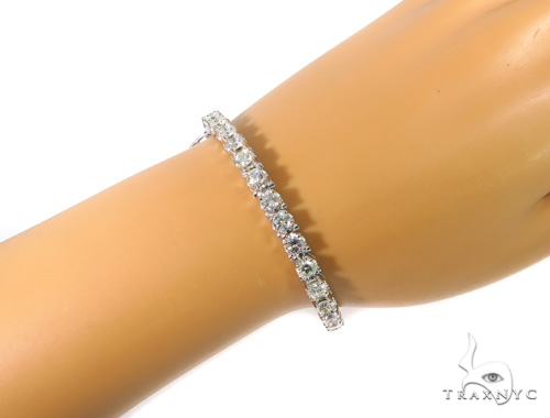 Daisy Tennis Diamond Bracelet 45512 Tennis