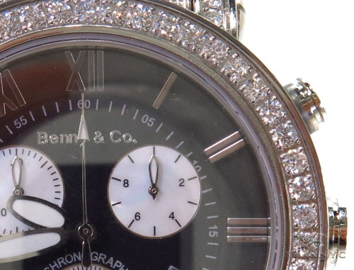 Diamond Benny & Co Watch 40686 Benny & Co