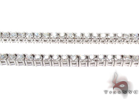Diamond Chain 26 Inches 4.5mm 79.9 Grams Diamond