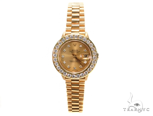 Rolex Datejust Yellow Gold 6912 Rolex Collection