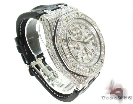 Diamond Dial Audemars Piguet Royal Oak Offshore Diamond Watch Audemars Piguet Watches