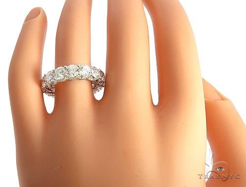 Diamond Engagement Eternity Band 65058 Engagement
