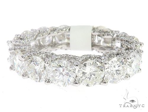 Diamond Engagement Eternity Band 65061 Engagement