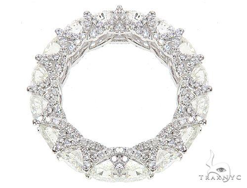 Diamond Engagement Eternity Band 65061 Wedding Band