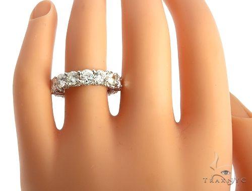 Diamond Engagement Eternity Band 65061 Engagement