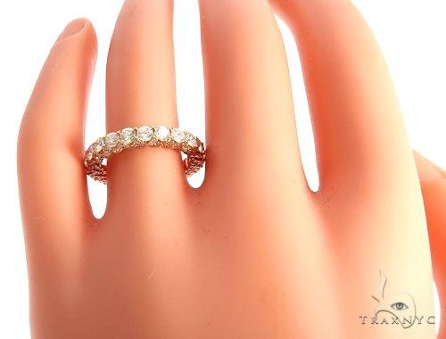 Diamond Engagement Eternity Band 65062 Wedding Band