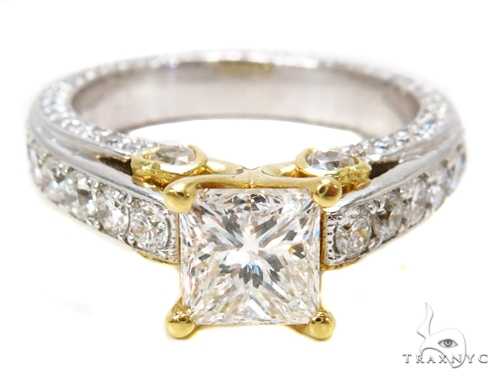 Diamond Engagement Eternity Ring Engagement