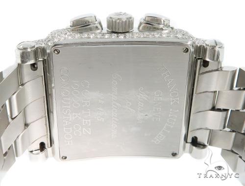 Diamond Franck Muller Conquistador Watch 45580 Franck Muller