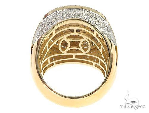 Diamond Glacier Princess Cut Ring 65244 Stone