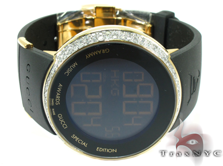 Diamond Gucci Grammy Awards Special Edition Watch Gucci