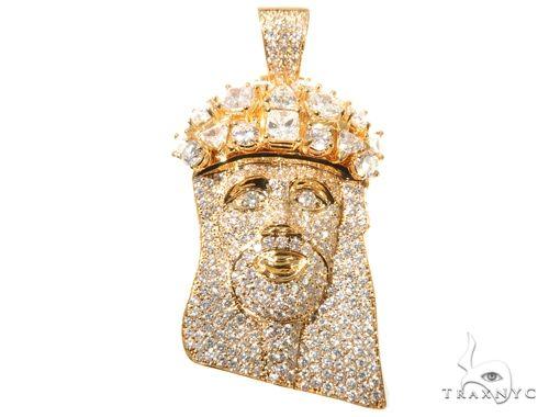 Diamond Jesus Piece Style
