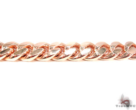 Diamond Miami Link Bracelet Diamond