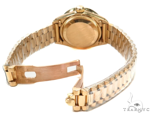 Rolex Datejust Yellow Gold 69178 Rolex Collection