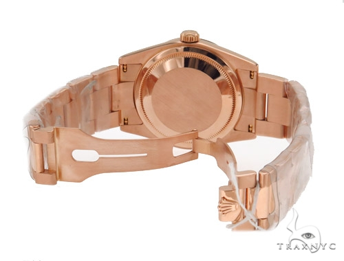 Rolex Day Date President Rose Gold 118205 44440 Diamond Rolex Watch Collection