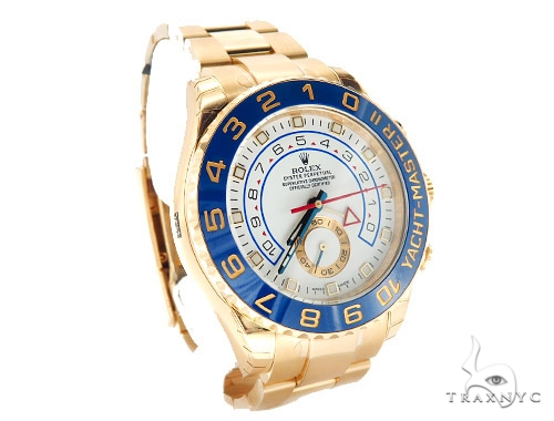 Diamond Rolex Yacht-Master II Watch 42354 Diamond Rolex Watch Collection