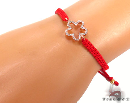 Diamond Rope Bracelet 30708 Diamond
