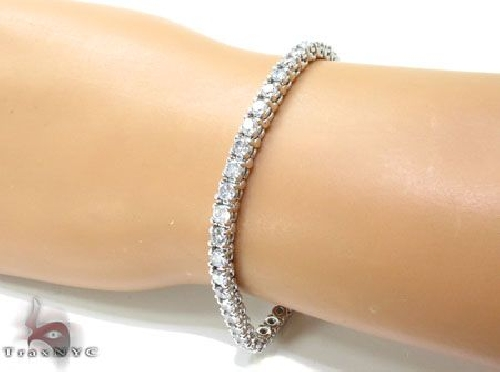 Diamond Tennis Bracelet 64464 Tennis