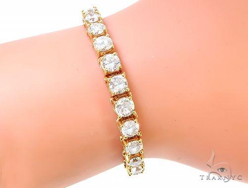 Diamond Tennis Bracelet 65187 Tennis