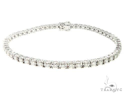 Diamond Tennis Bracelet 65874 Tennis