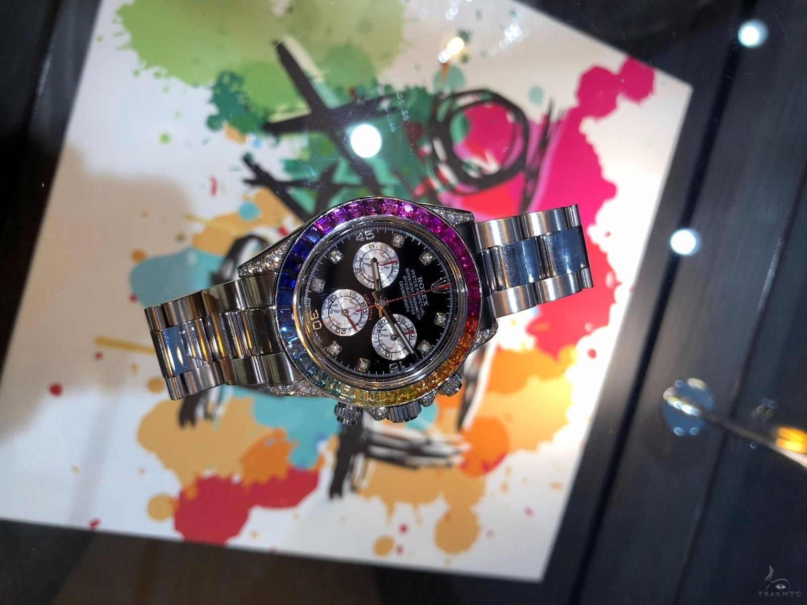 Rolex Oyster Perpetual Cosmograph Daytona Watch Diamond Rolex Watch Collection
