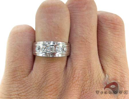 Diamond Wedding Band Style