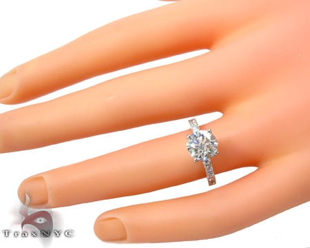 Diamond Wedding Ring 28324 Engagement