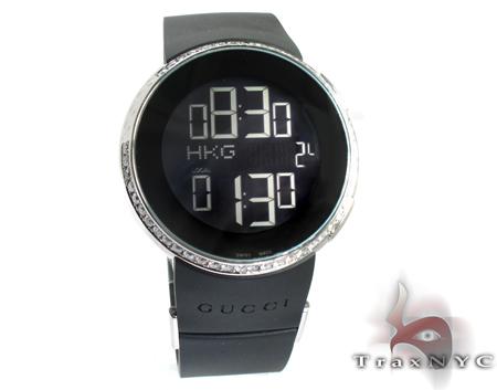 Digital Gucci Diamond Watch YA114202 Gucci